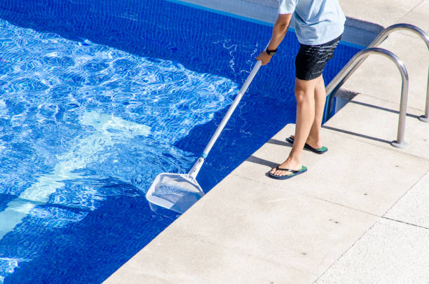 what is included in pool service
